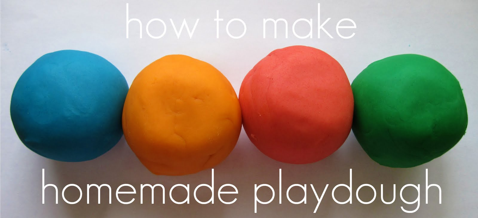 Play Make How You Do Doh
