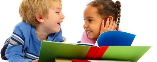 kindergartnersreading
